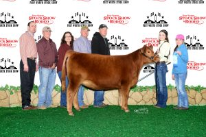 Spur Martha 2248C Forth Worth Stock Show 2016